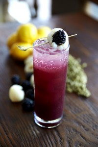 Blackberry Lychee House
