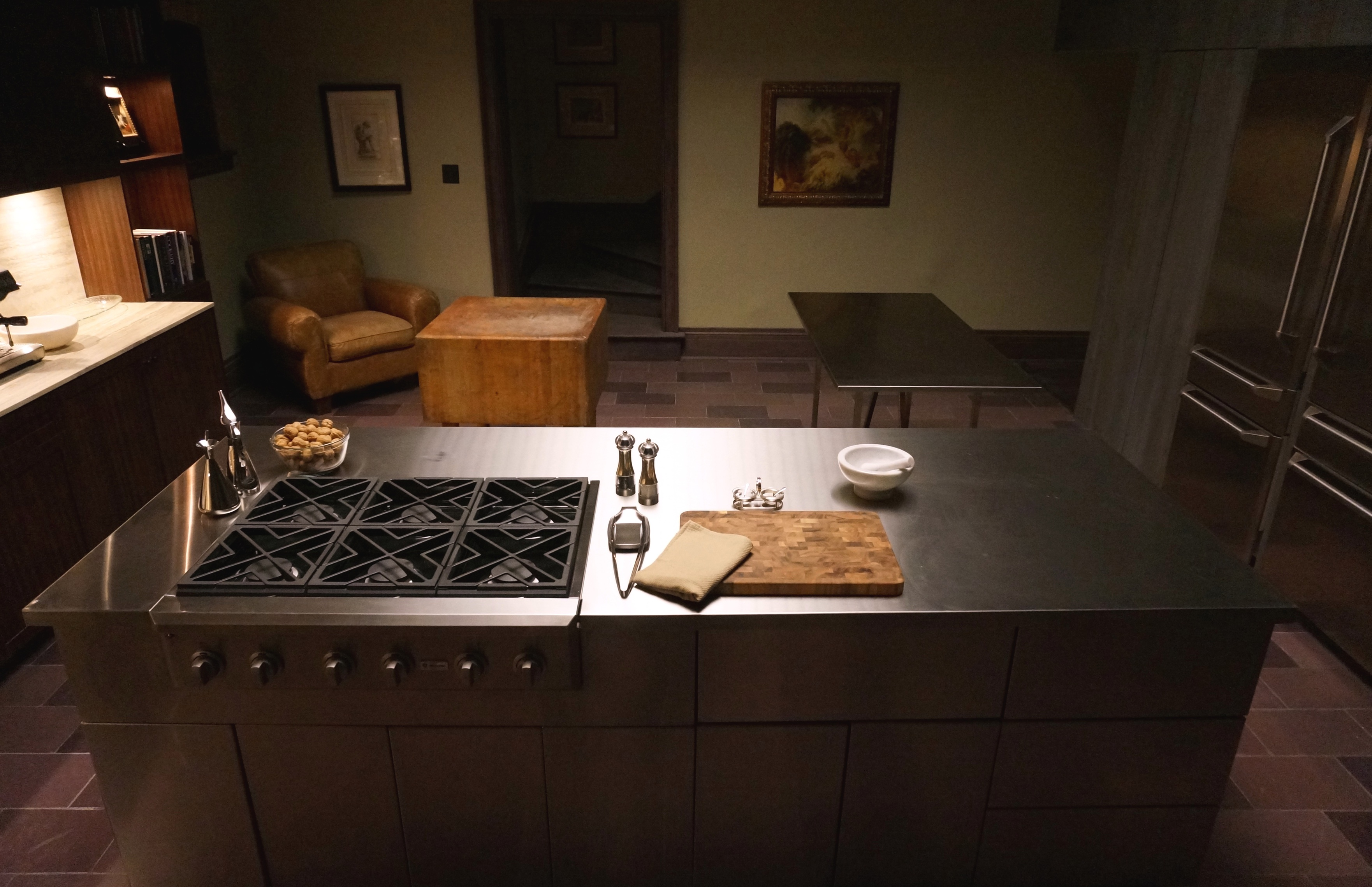 Hannibal - Show picture of kitchen ...