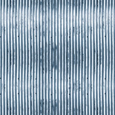 AD305-2 Corrugated-Blue