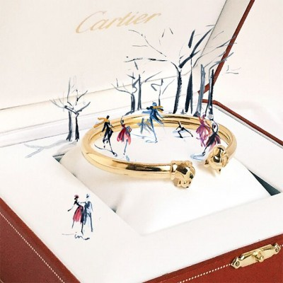 Cartier Holiday